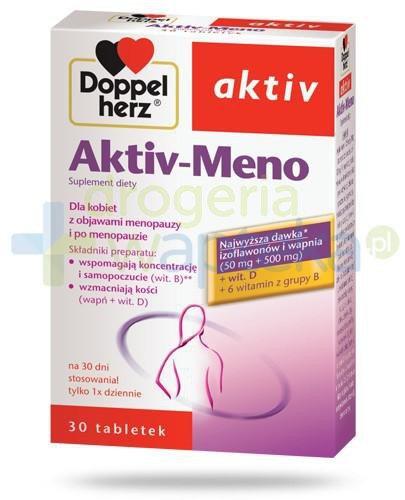 DoppelHerz Aktiv Meno 30 tabletek
