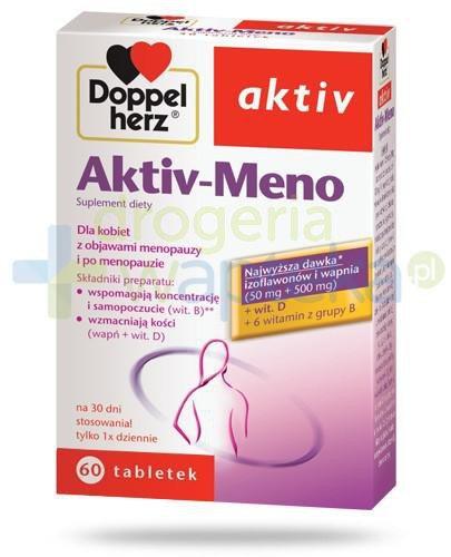 Doppelherz Aktiv Meno 60 tabletek