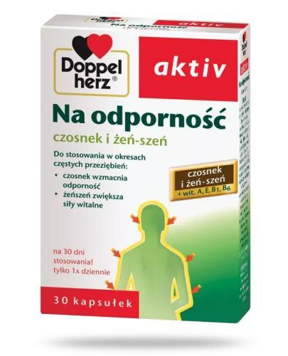 Doppelherz Aktiv Na odporność 30 kapsułek