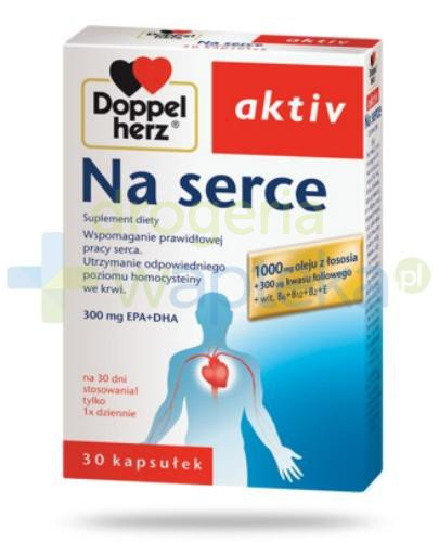 Doppelherz Aktiv Na serce 30 kapsułek