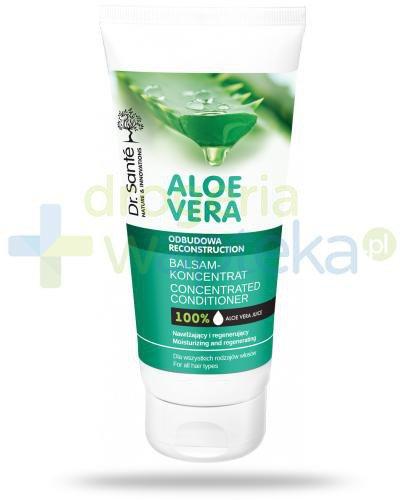 Dr. Sante Aloe Vera odbudowujący balsam do włosów 200 ml