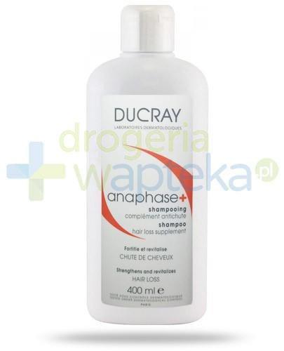 Ducray Anaphase+ odżywczy szampon wzmacniający przeciw wypadaniu włosów 400 ml