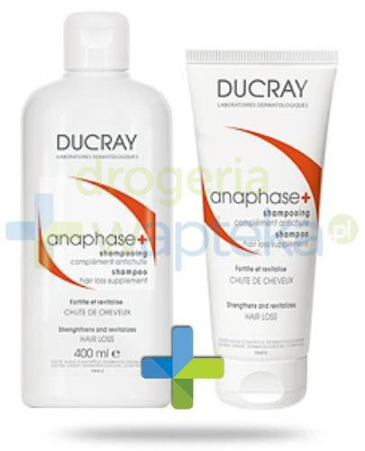 ducray szampon na wypadanie włosów