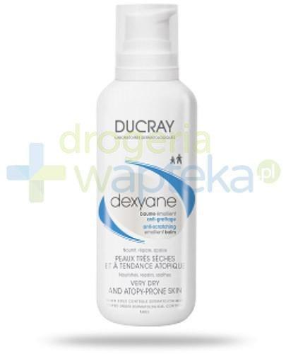 Ducray Dexyane emolient balsam przeciw drapaniu skóra bardzo sucha i skłonna do atopi...  whited-out