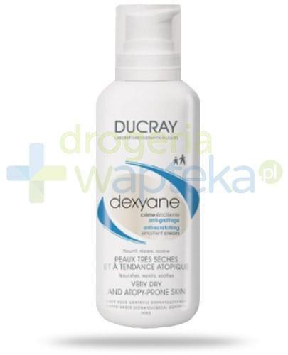 Ducray Dexyane emolient krem przeciw drapaniu skóra bardzo sucha i skłonna do atopi...  whited-out
