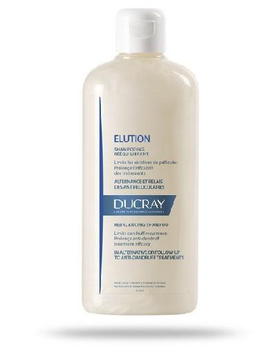 Ducray Elution szampon dermatologiczny 400 ml