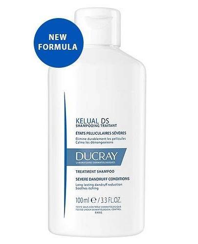 Ducray Kelual Ds szampon do postępowania w ciężkich stanach łupieżowych 100 ml