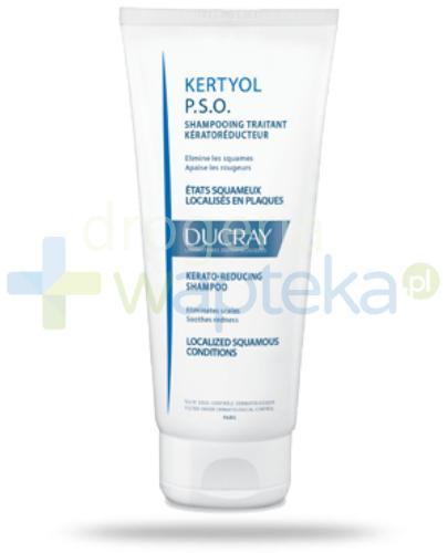 Ducray Kertyol PSO szampon o działaniu keratolitycznym 125 ml