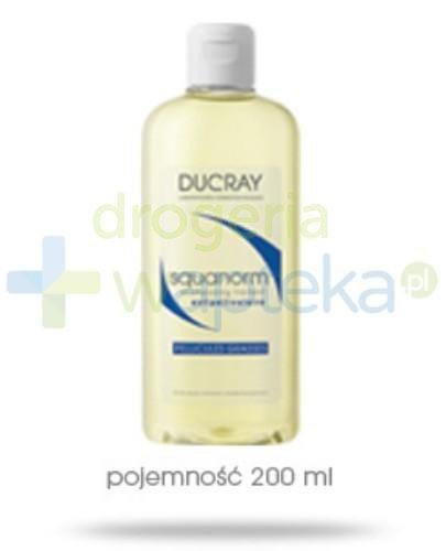 Ducray Squanorm szampon łupież tłusty 200 ml