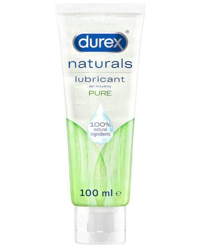 Durex Natural żel intymny dla intymnej przyjemności 100 ml