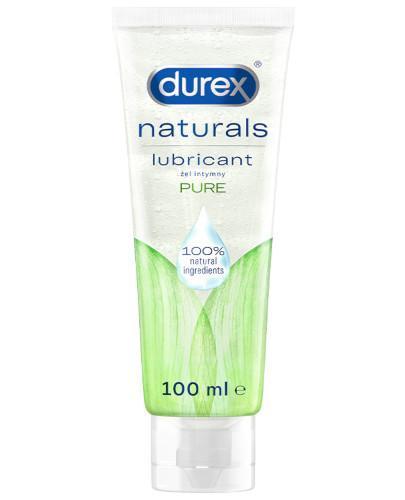 Durex Natural żel intymny dla intymnej przyjemności 100ml
