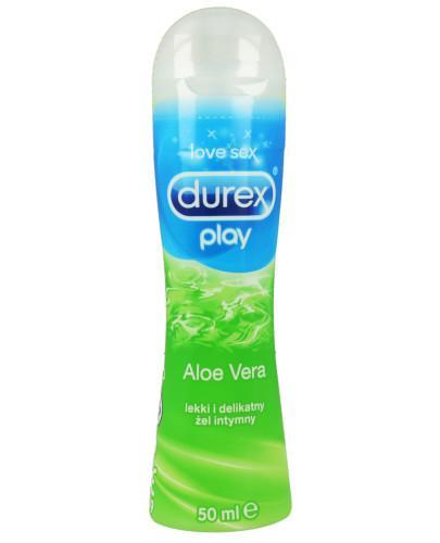 Durex Play Aloe Vera żel intymny nawilżający 50 ml