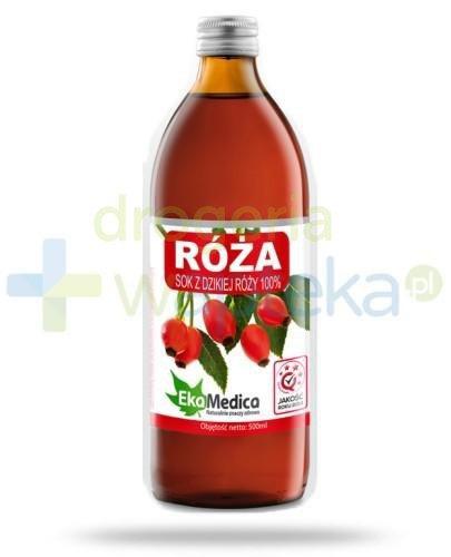 EkaMedica Dzika Róża sok pasteryzowany 1000 ml