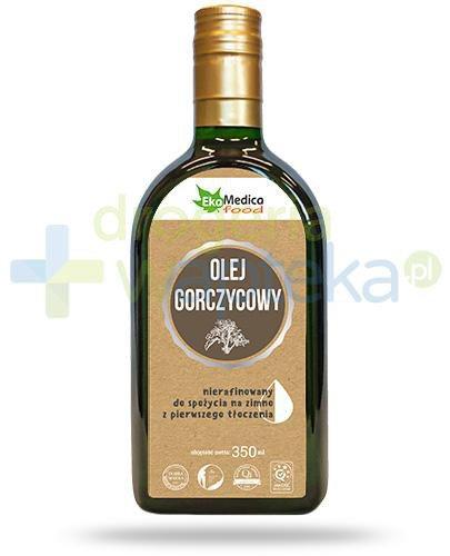 EkaMedica Food olej gorczycowy nierafinowany 350 ml