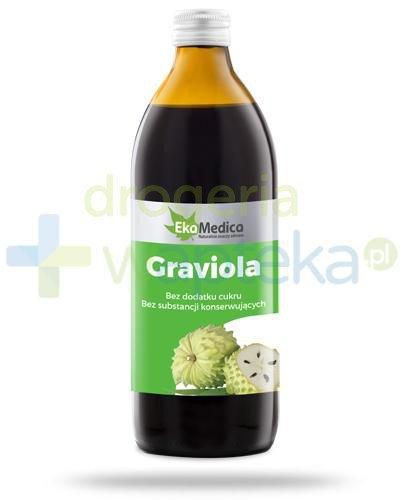 EkaMedica Graviola sok pasteryzowany 1000 ml