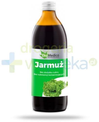 EkaMedica Jarmuż sok pasteryzowany 500 ml