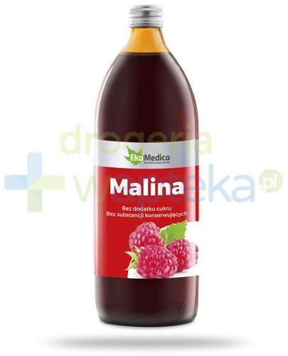 EkaMedica Malina sok pasteryzowany 1000 ml