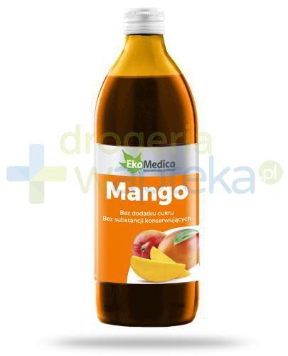 EkaMedica Mango sok pasteryzowany 500 ml