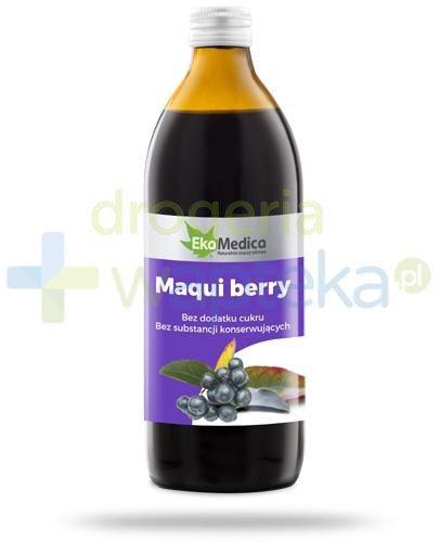 EkaMedica Maqui berry sok pasteryzowany 500 ml