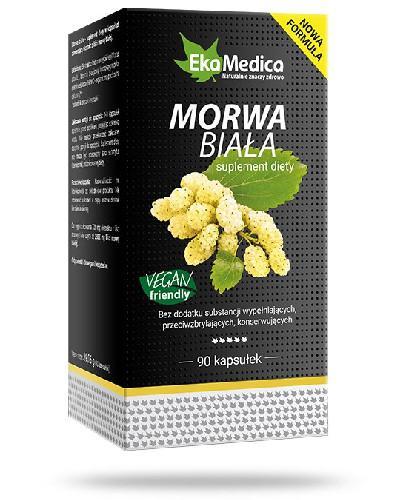 EkaMedica Morwa Biała 90 tabletek