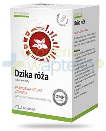 EkoVital Dzika róża 60 kapsułek + Mag B6 60 tabletek [GRATIS]