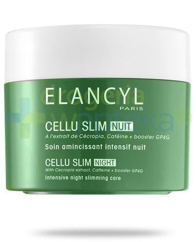 Elancyl Cellu Slim krem wygładzający nierówności na noc 250 ml