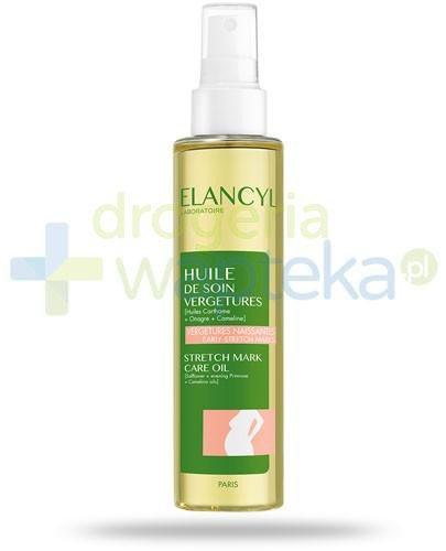 Elancyl olejek przeciw rozstępom 150 ml  whited-out