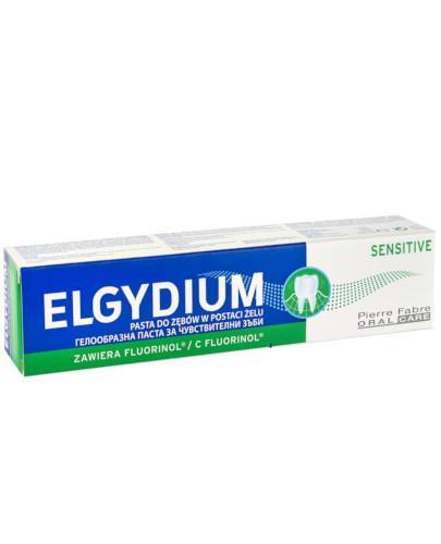 Elgydium Sensitive pasta do zębów wrażliwych 75 ml