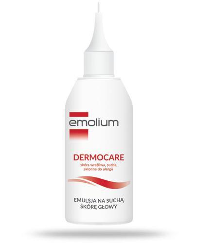 Emolium Dermocare emulsja na suchą skórę głowy 100 ml
