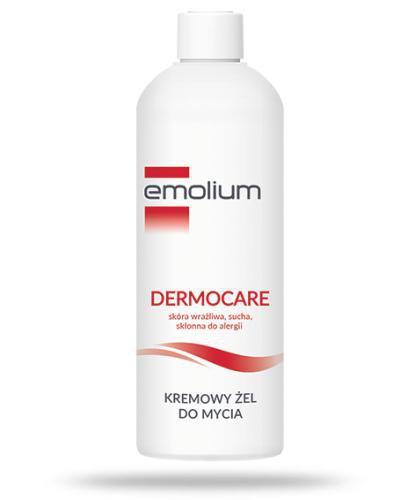 Emolium Dermocare kremowy żel do mycia 200 ml