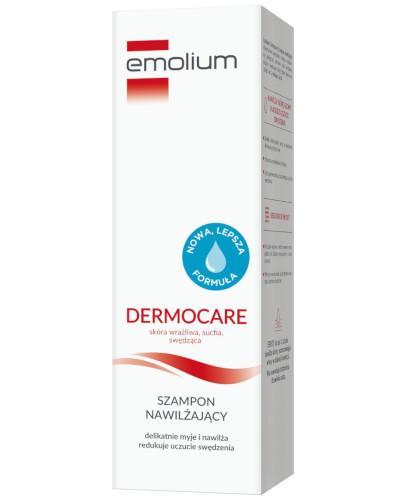 Emolium Dermocare szampon nawilżający 400 ml [NOWA FORMUŁA]