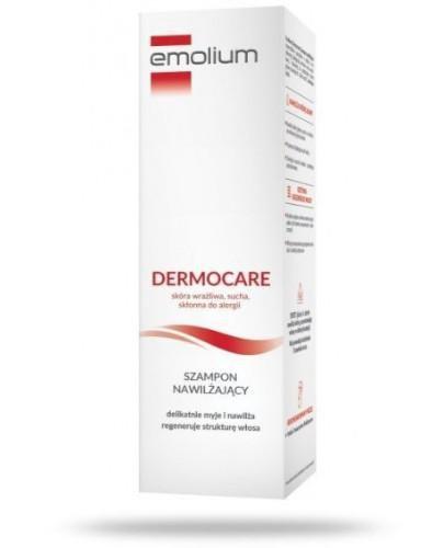 Emolium Dermocare szampon nawilżający 200 ml