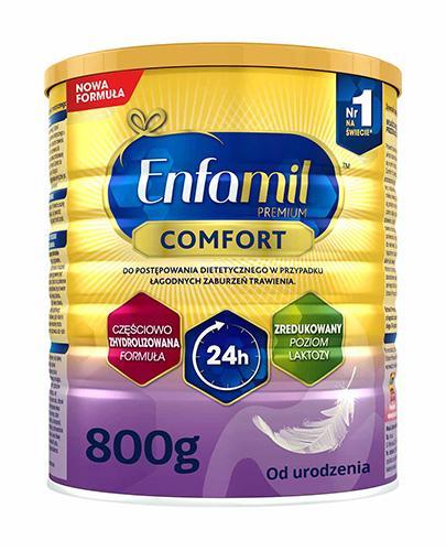 Enfamil Premium Comfort mleko początkowe, od urodzenia 800 g