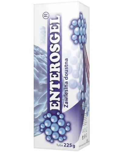 EnterosGel oczyszczanie organizmu zawiesina doustna 225 g