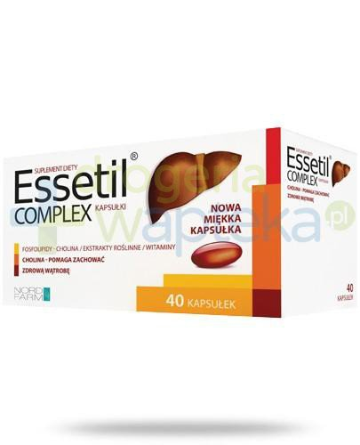 Essetil Complex 40 kapsułek
