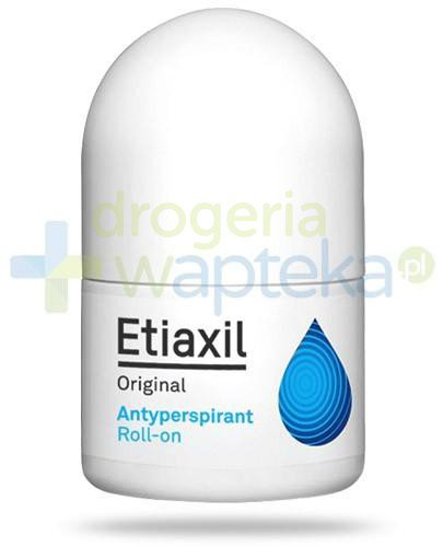 Etiaxil Original antyperspirant z aktywnym systemem Apx 15 ml  whited-out