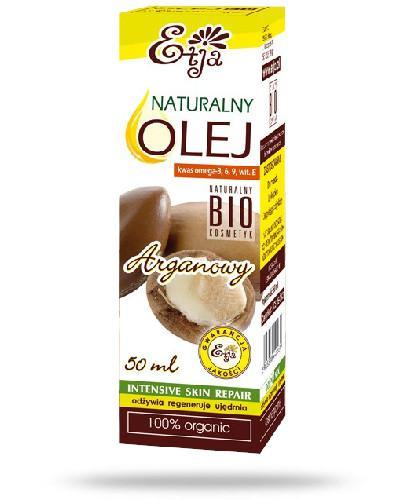 Etja Naturalny olej Arganowy BIO 50 ml
