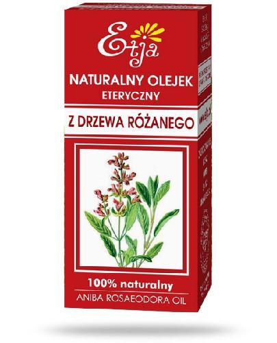 Etja Z drzewa różanego naturany olejek eteryczny 10 ml