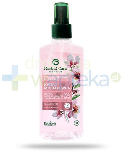 Farmona Herbal Care tonik nawilżający kwiat migdałowca 200 ml