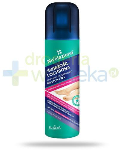 Farmona Nivelazione aktywny dezodorant do stóp 4w1 180 ml
