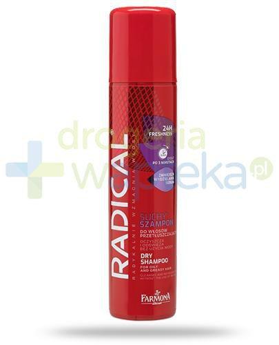 Farmona Radical Freshness 24h suchy szampon do włosów przetłuszczających się 180 ml