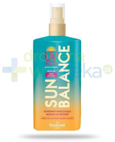 Farmona Sun Balance UV Hair ochronno-nawilżająca mgiełka do włosów 150 ml  whited-out
