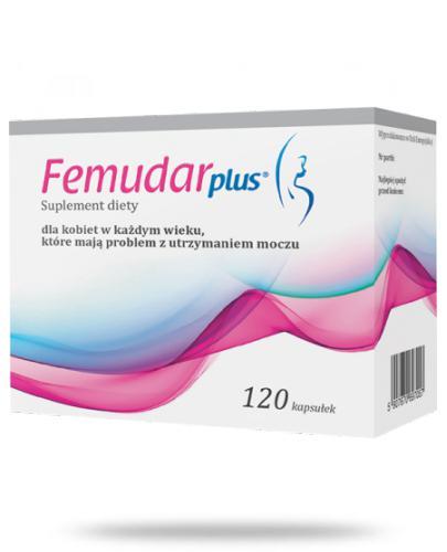 Femudar Plus 120 kapsułek