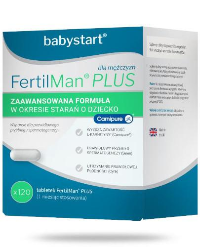 FertilMan Plus 120 tabletek
