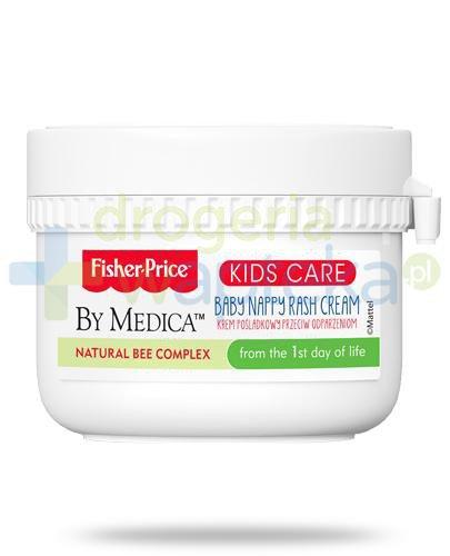 Fisher Price Kids Care krem pośladkowy przeciw odparzeniom 60 ml