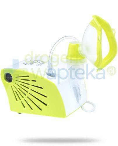 Flaem Nuova Ghibli Plus Inhalator pneumatyczno tłokowy 1 sztuka