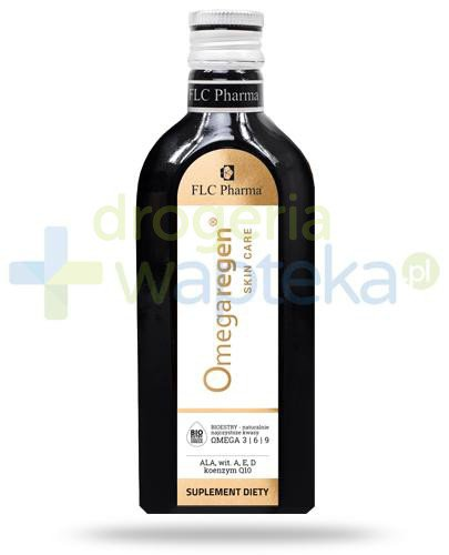 FLC Pharma Omegaregen Skin Care kwasy Omega 3-6-9, kenzym Q10, witamina E 250 ml