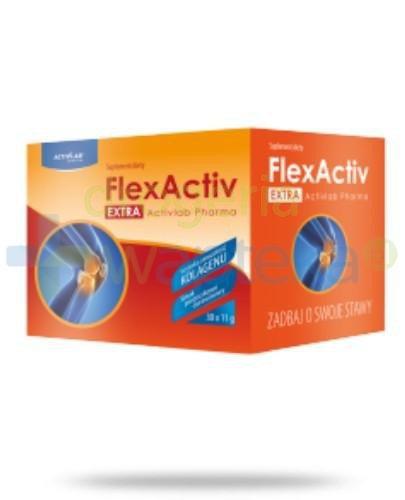 FlexActiv EXTRA 30 saszetek