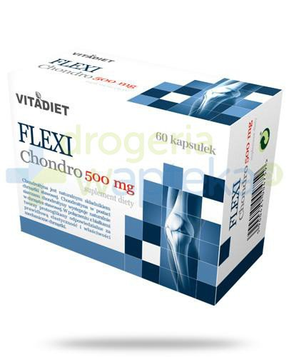 VitaDiet Flexi Chondro 500mg 60 kapsułek