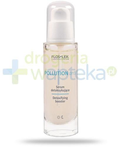 Flos-Lek Pollution anti serum detoksykujące na dzień i na noc 30 ml